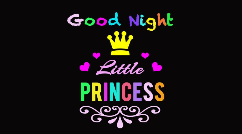 good night little princess
