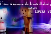 Someone who knows all about you