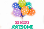 New year resolution. Be more awesome than last year