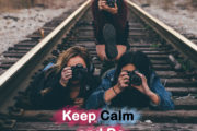 Keep Calm and Do Lots of Pagalpanti, Friendship
