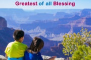 A True Friend is the Greatest of all Blessing