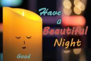 Have a Beautiful Night, Good Night